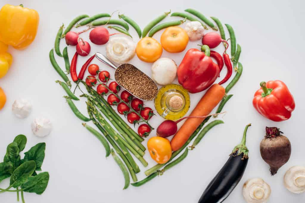 Fitness Over 50 Years Old - Healthy Diet