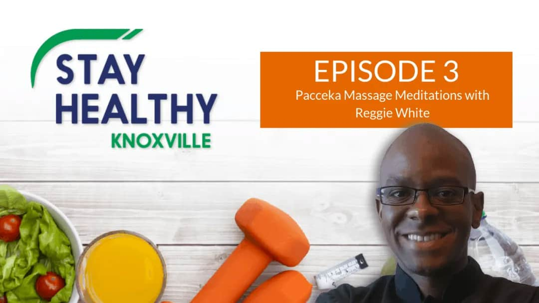 Episode 3: Pacceka Massage Meditations with Reggie White